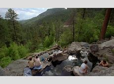 Joshua Stein visits the natural spas of New Mexico