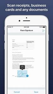 scanner app pdf scanner for documents receipts on the With scan and store documents