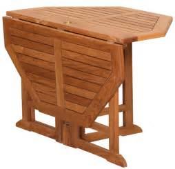Table Jardin Pliable Bois by Table Octogonale Pliante En Teck Massif 120x120x75cm