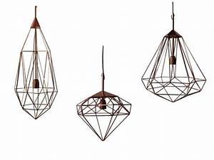 luminaire suspension cuivre With maison du monde luminaire