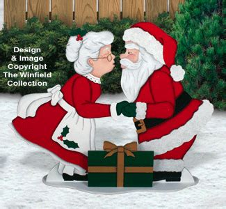 motorized designs action christmas kiss woodworking