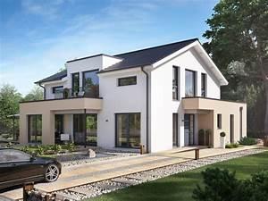 Moderne Häuser Mit Satteldach : 921 besten hausbaudirekt bilder auf pinterest satteldach ~ Lizthompson.info Haus und Dekorationen