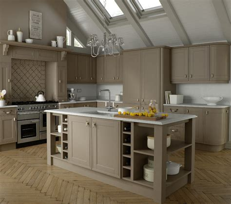 gray tile kitchen grey acrylic shaker kitchen 171 eco bradford 1331
