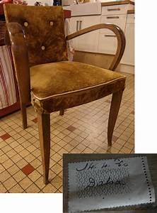 Refaire Un Fauteuil Bridge : refection d un fauteuil bridge table de lit ~ Melissatoandfro.com Idées de Décoration