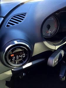 P3Cars 8V Audi A3S3 Vent Integrated Digital Interface
