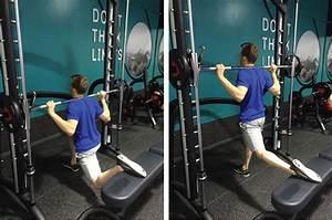Smith Machine Bulgarian Split Squat Exercise Guide