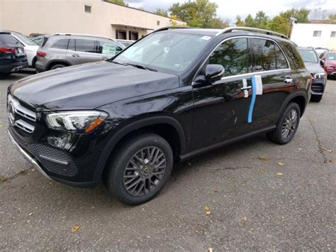 Learn about it in the motortrend buying guide right here. New 2021 Mercedes-Benz GLE 350 4MATIC SUV   Black 21-301