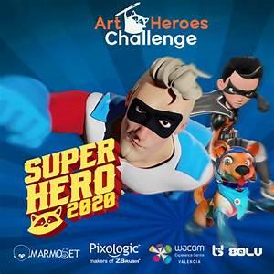 Superhero, Challenge, Announced