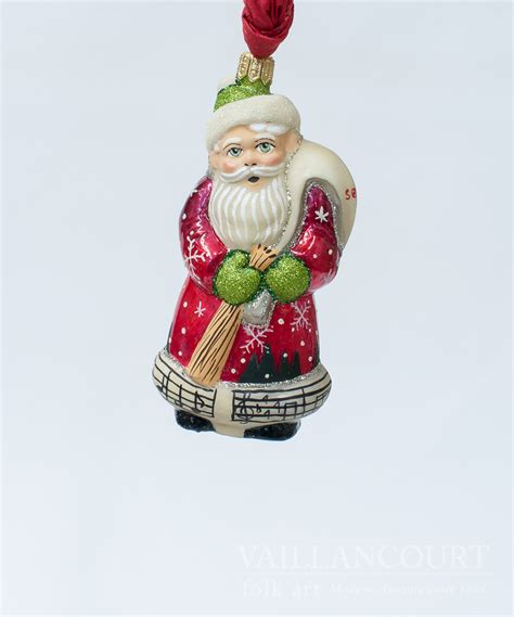 2nd day of christmas glimmer ornament from vaillancourt