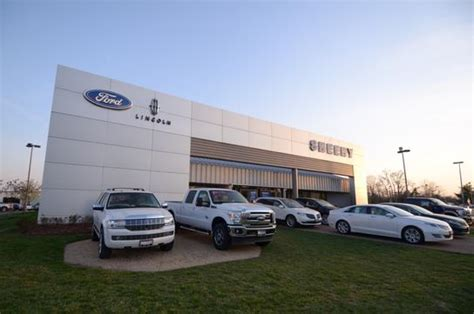 Ford dealers in richmond, virginia