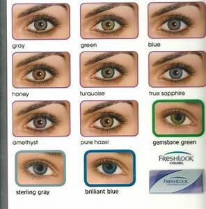 Kontaktna sočiva u boji :: ABM Clinic