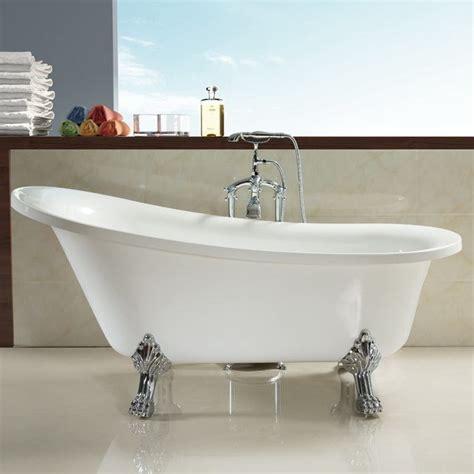 choose clawfoot tub  modern bathroom designs