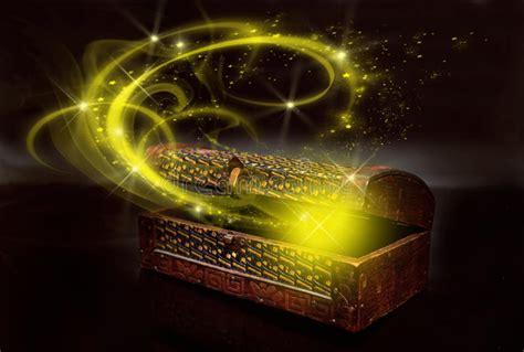 Magic Box Stock Illustration. Illustration Of Secret
