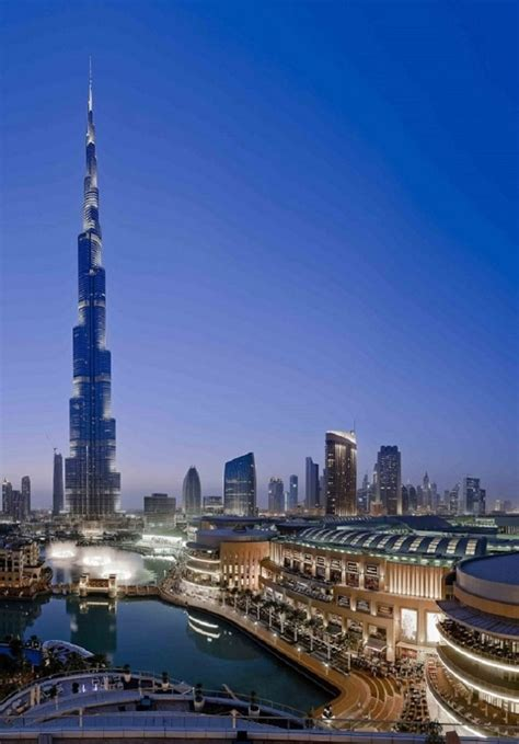 The most amazing buildings in Dubai - Kenwood Travel Blog