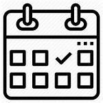 Reservation Icon Clipart Calendar Transparent Icons Clip