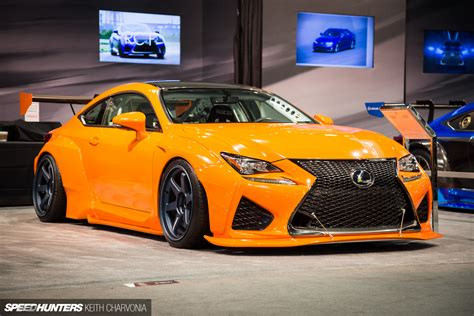 lexus lfa widebody a widebody lexus rc f built for the track speedhunters