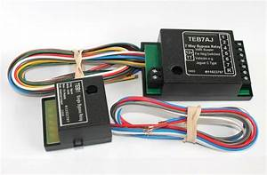 7 Way Bypass Relay Towing Electrics    Towbar Wiring For
