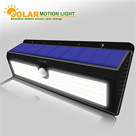 solar dusk to dawn light solar powered 62 led dusk to dawn waterproof motion sensor