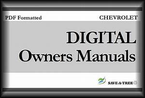 2005 Chevy    Chevrolet Malibu Owners Manual