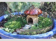 DIY Fairy Garden Accessories DIY Network Blog Made