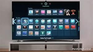 Samsung Smart Tv  U00d6n  U0130nceleme Videosu