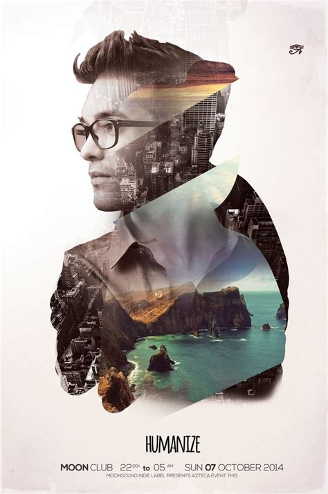 best poster design 35 of the best graphic design pieces of 2014 beautiful