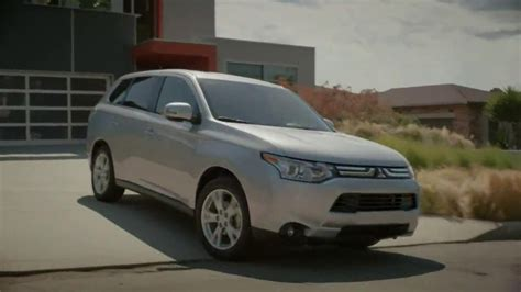 Mitsubishi Outlander Commercial Song by 2014 Mitsubishi Outlander Tv Commercial Ways To Be Safe