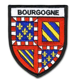 Blason Bourgogne - JIMBO Écussons, Ecusson brodé, fanions ...