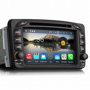 Android Auto Autoradio : autoradio android 7 1 mercedes benz gps compatible google play store auto ~ Medecine-chirurgie-esthetiques.com Avis de Voitures
