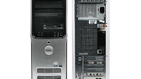 dell xps  desktop computer core  duo  ghz