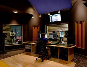 Audio production broadcasting studio ioannides for Acoustic design for the home studio