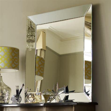 Beveled Edge Bathroom Mirror  Bathroom Design Ideas
