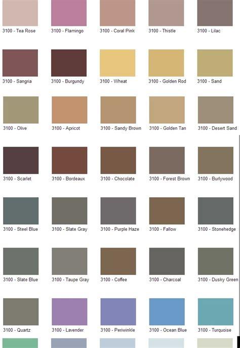 rust oleum restore deck paint colors