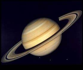 What color is Saturn? Planets have the colors that they ...