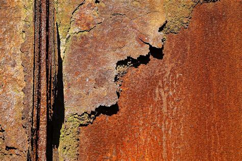 rust corrosion metal metals copper iron gold does naturally process than corrodes piece why various elements