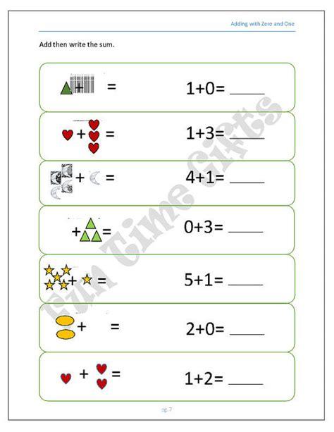 zero plus printable math worksheets zero best free