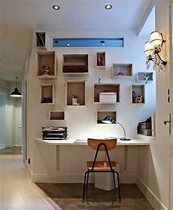 19, Great, Home, Office, Ideas, For, Small, Mobile, Homes