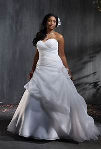 alfred angelo style 2353 satin organza plus size wedding With alfred angelo plus size wedding dresses