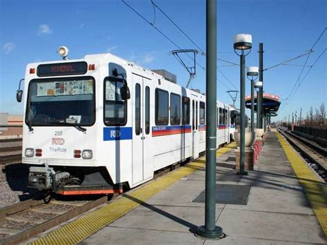 Light Rail Denver by Where Do Denver S Light Rail And Commuter Rail Lines