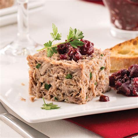 cuisine canard rillettes de canard recettes cuisine et nutrition