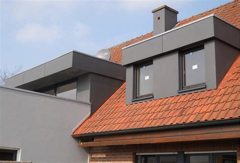 Dachüberstand Verkleiden Zink by Dachgaube
