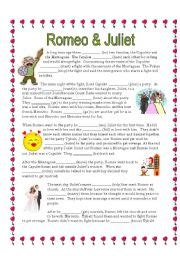 romeo  juliet full story  simple english