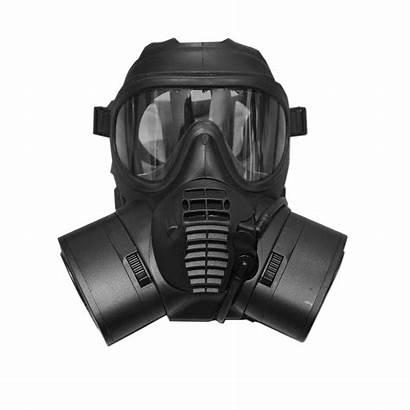 Mask Gas Army British Gsr Respirator Military