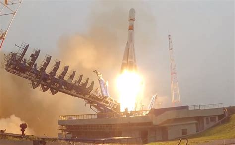 Russia launches missile warning satellite - Spaceflight Now
