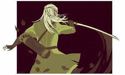 Kaciart Hobbit Legolas Elven Nicknacks Misty Mountains