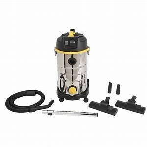 Aspirateur A Eau : aspirateur eau et poussi res 30 l aspirateur et ~ Dallasstarsshop.com Idées de Décoration