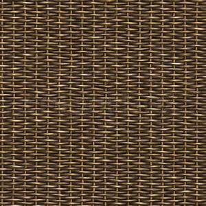 A woven wicker material you might see in some furniture or