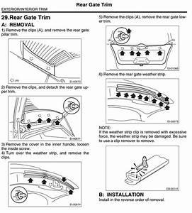 Subaru Outback Rear Wiring Harness  U2022 Wiring Diagram For Free