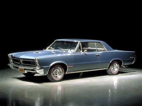 Pontiac Car : 1965 Pontiac Gto