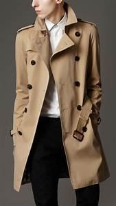 Trench Coat Burberry Homme : le manteau burberry du style pour lui et pour elle ~ Melissatoandfro.com Idées de Décoration